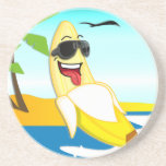 Plátanos del club - mercancía oficial posavasos cerveza