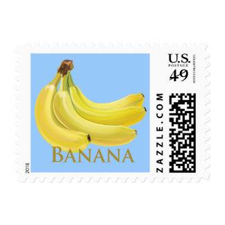 Plátanos del manojo o sello