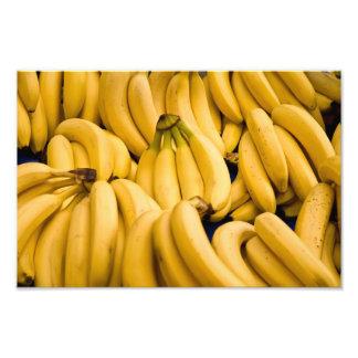 Plátanos Fotografía
