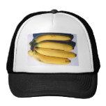 plátanos gorros bordados