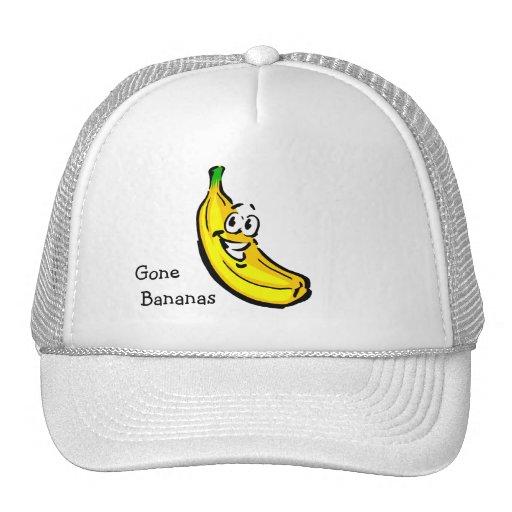 Plátanos idos gorra