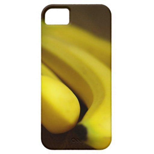 PLÁTANOS iPhone 5 FUNDAS