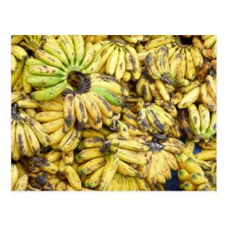 ¡plátanos! postales