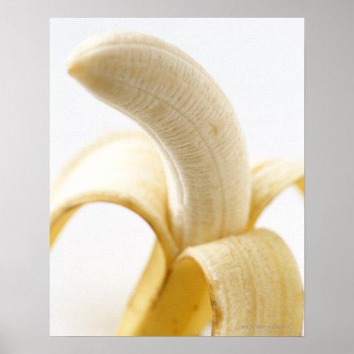 Plátanos Póster