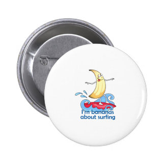 PLÁTANOS SOBRE PRACTICAR SURF PINS