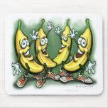 Plátanos Tapetes De Ratones