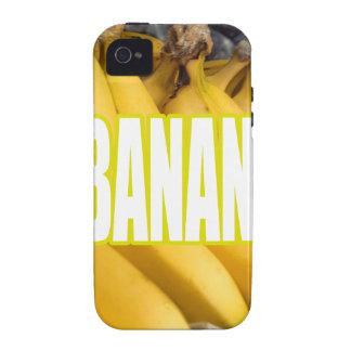 Plátanos Yo de Dats iPhone 4 Carcasa