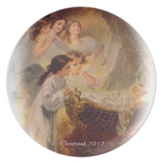 Plate: Blessing's Bliss Plate