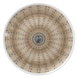 Plate Crypto B