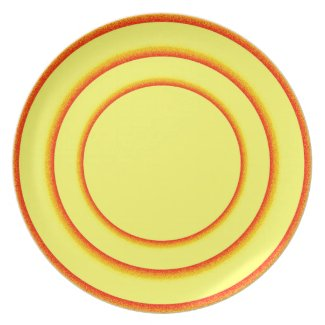 Plate - Fire Rings