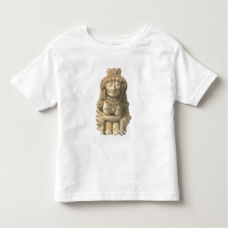 Plate from 'Ancient Monuments of Mexico', 1866 (li Toddler T-shirt