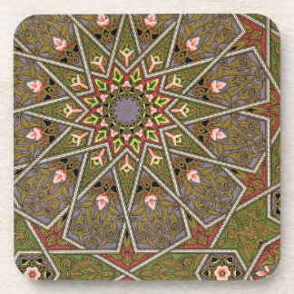 Plate I from 'Studies in Design', c.1874-76 (litho Beverage Coaster