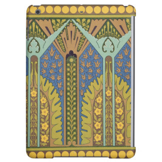 Plate III from 'Studies in Design', c.1874-76 (lit iPad Air Cover