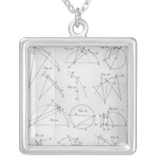 Plate IV, Illustrating Proposition X Jewelry