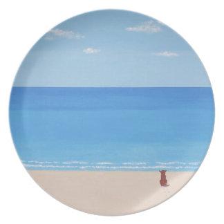 "Plate ""Max's Favorite Spot"""