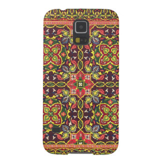 Plate of design for carpets, from 'Industrial Arts Case For Galaxy S5