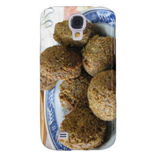 Plate of Falafel iPhone 3G Case Samsung Galaxy S4 Case