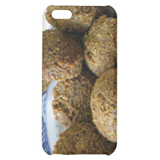 Plate of Falafel iPhone 4 Case