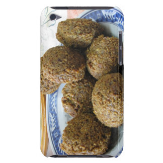 Plate of Falafel iPod Case Case-Mate iPod Touch Case
