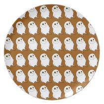 Plate Owls