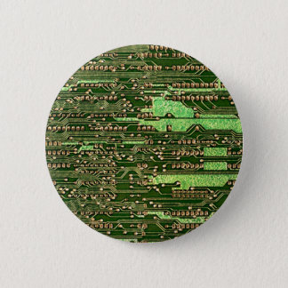 Plate Pinback Button
