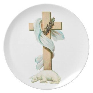 Plate: Thou Art Being and Breath Dinner Plate
