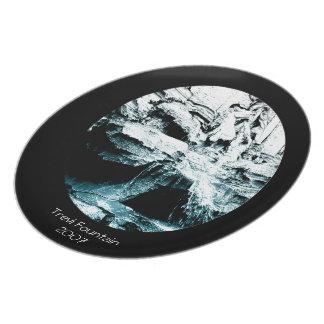 Plate - Trevi Fountain