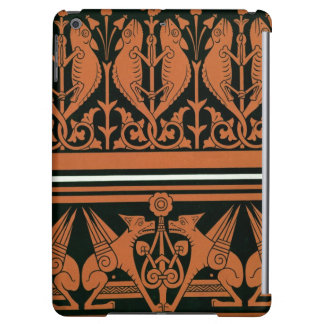 Plate XIV from 'Studies in Design', c.1874-76 (lit Cover For iPad Air