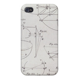 Plate XIX, Illustrating Proposition LXV iPhone 4/4S Cover