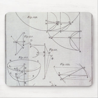 Plate XIX, Illustrating Proposition LXV Mouse Pad