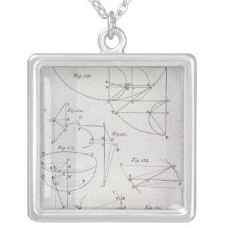 Plate XIX, Illustrating Proposition LXV Pendant
