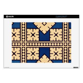Plate XLIV from 'Studies in Design', c.1874-76 (li Laptop Skin