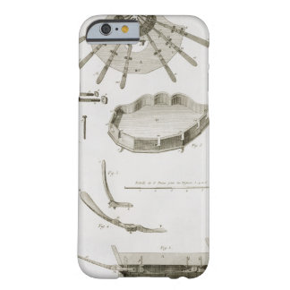 Plate XX: The spread and workings of the pedals in Barely There iPhone 6 Case