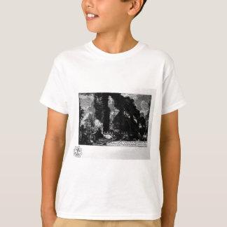 Plate XXXIV by Giovanni Battista Piranesi T-Shirt