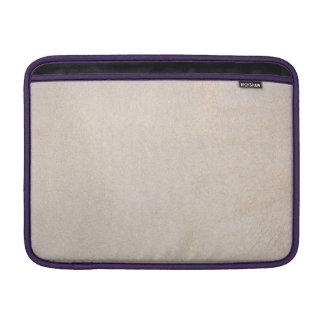 Plateado texturizado fundas MacBook