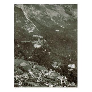 Plateau d'Assy; Haute Savoie Postcard