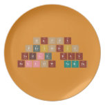 Happy  Periodic  Table Day Fellow Nerds  Plates