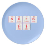 Super sis  Plates