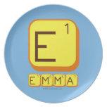 E EMMA  Plates
