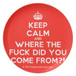 [Crown] keep calm and where the fuck did you come from?!  Plates