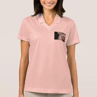 platform polo shirt