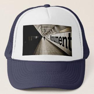 platform trucker hat
