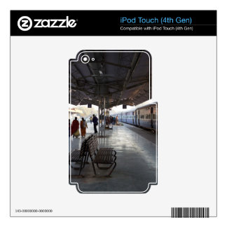 Platforms 2 and 3 of Jodhpur Railway Station Decals For iPod Touch 4G