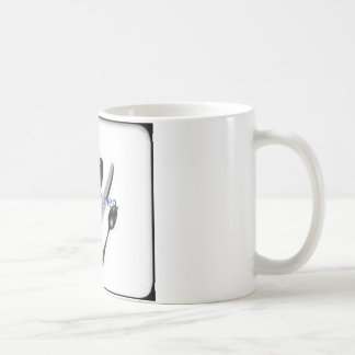 Plath Maneater Coffee Mug