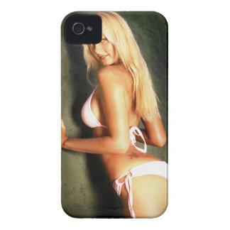 Platinum Blonde iPhone 4 Case-Mate Case