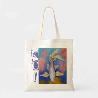 Platinum Butterfly Koi Bag