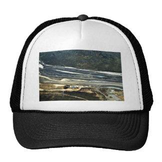 Platinum Mining Aerial View Trucker Hat