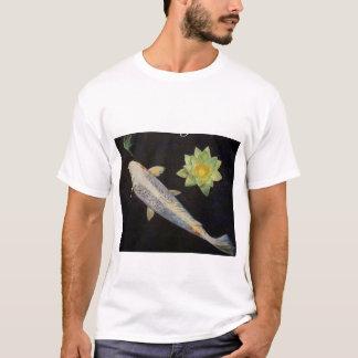 Platinum Ogon Koi T-Shirt