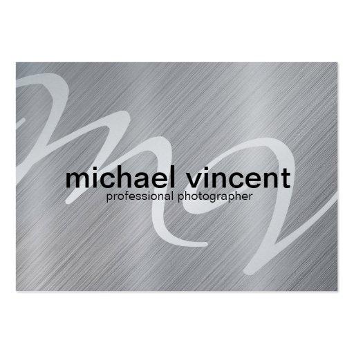 Platinum Photograrpher Business Cards