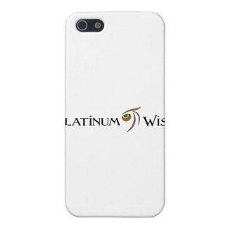 Platinum Wise Clothing Co. iPhone SE/5/5s Case